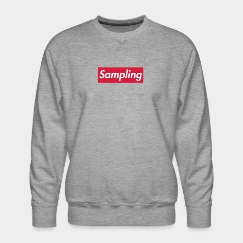 Sampling - Männer Premium Pullover