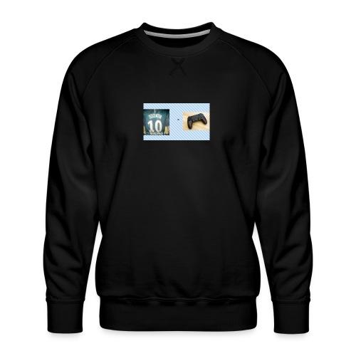 samsung phone case - Men's Premium Sweatshirt