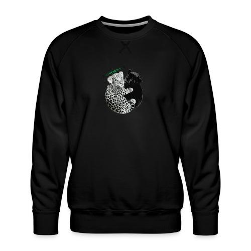 panther-jaguar special edition - Herre premium sweatshirt