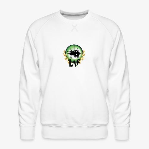 Load Aim Fire Merchandise - Mannen premium sweater