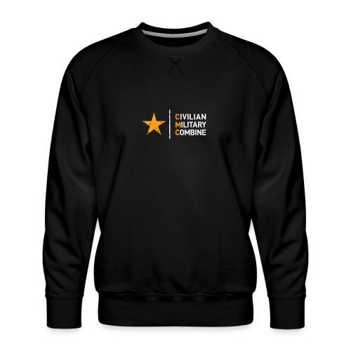 CMC Design - Mannen premium sweater