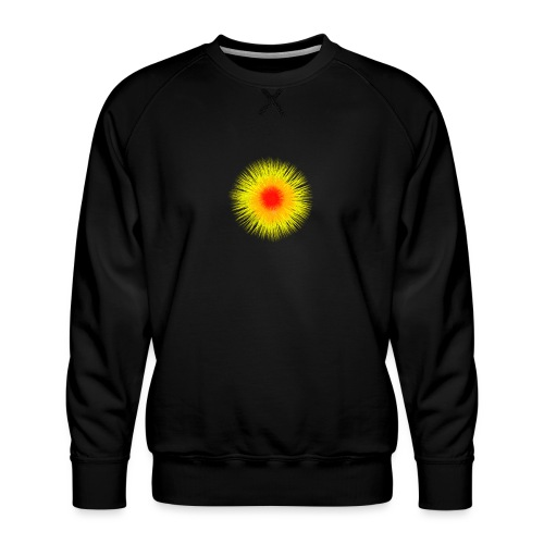 Sonne I - Männer Premium Pullover