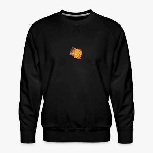 NeverLand Fire - Mannen premium sweater