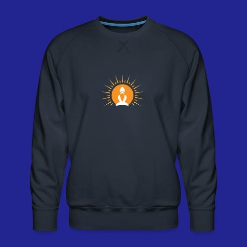 Guramylyfe logo no text - Men's Premium Sweatshirt