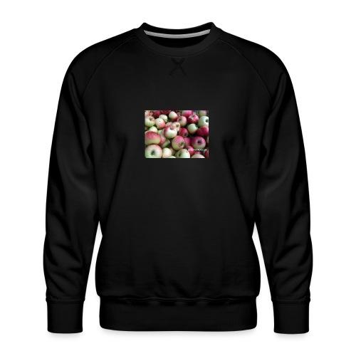 Äpfel - Männer Premium Pullover