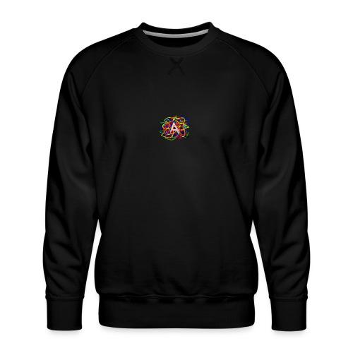 A - Männer Premium Pullover