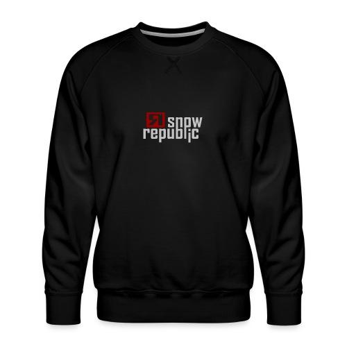 SNOWREPUBLIC 2020 - Mannen premium sweater