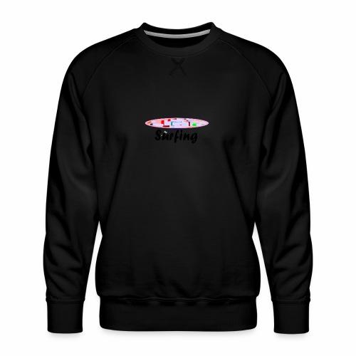 Surfing - Männer Premium Pullover