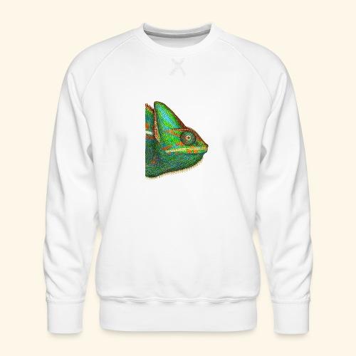 Chamäleon - Männer Premium Pullover