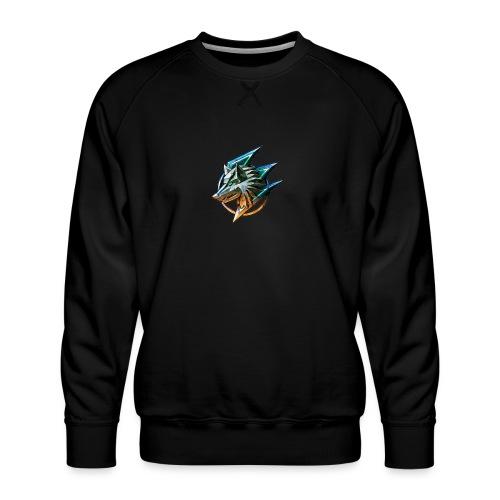 AZ GAMING WOLF - Men's Premium Sweatshirt