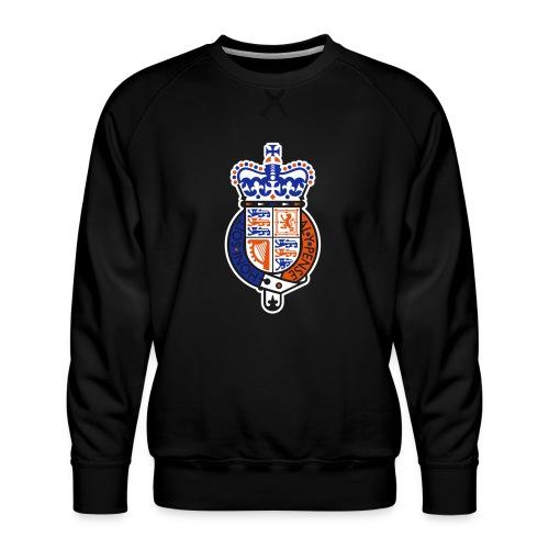 British Seal Pixellamb - Männer Premium Pullover