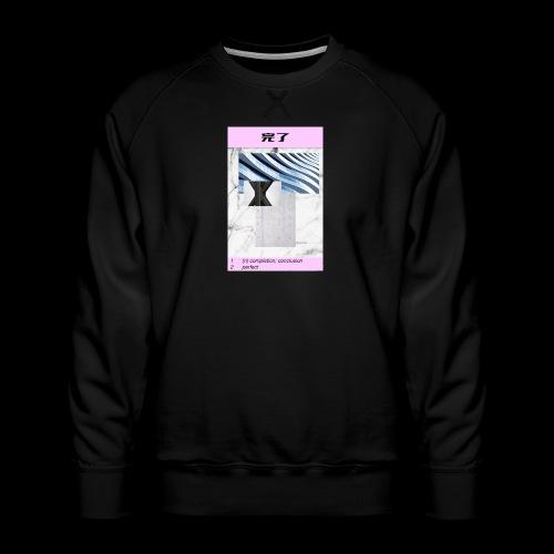 conclusion - Männer Premium Pullover