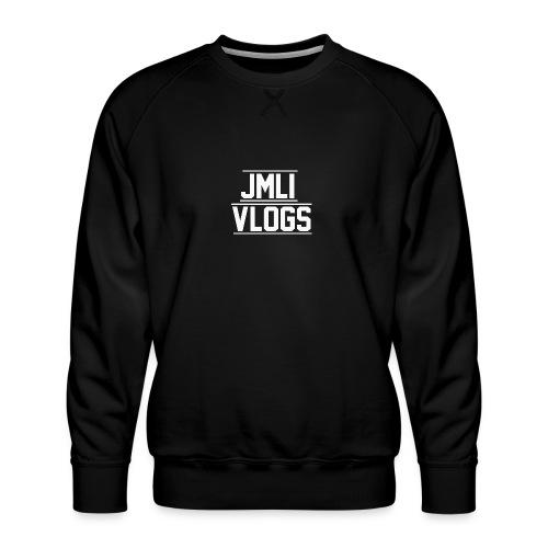 JMLI BASIC LOGO - Men's Premium Sweatshirt