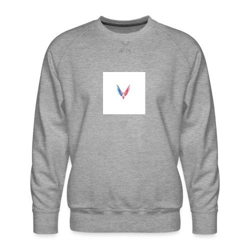 American bird. - Men's Premium Sweatshirt