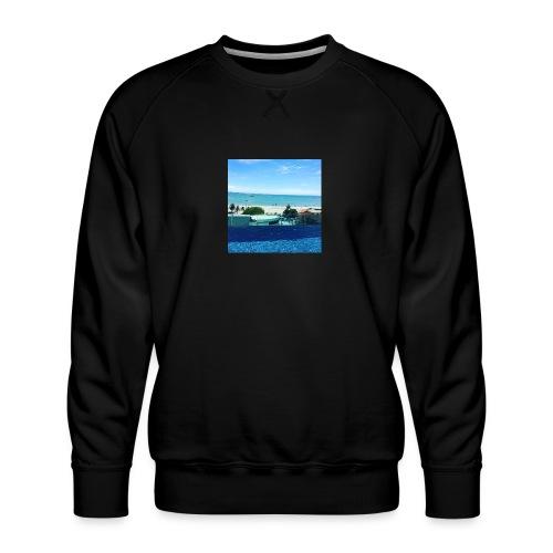 Thailand pattaya - Herre premium sweatshirt