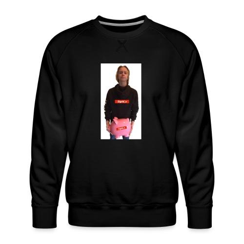 Sigrid_uPhotoTee - Premium-genser for menn