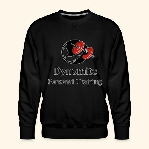 Dynomite Personal Training - Men's Premium Sweatshirt