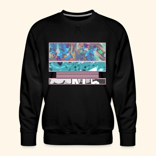 Slur-F05 - Men's Premium Sweatshirt