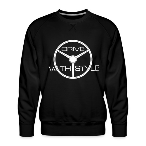 Edition Trois Branches DriveWithStyle - Sweat ras-du-cou Premium Homme