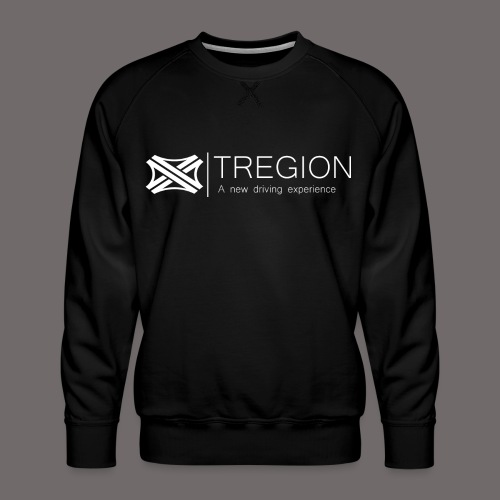 Tregion Logo wide - Men's Premium Sweatshirt