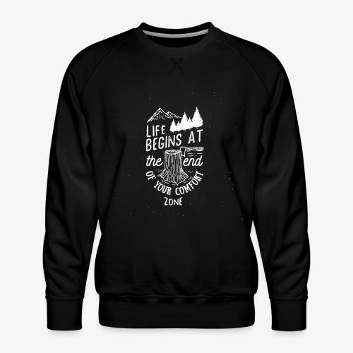 comfortzone - Men's Premium Sweatshirt
