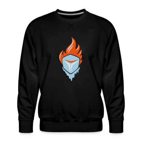 Fire and Ice 3C - Männer Premium Pullover