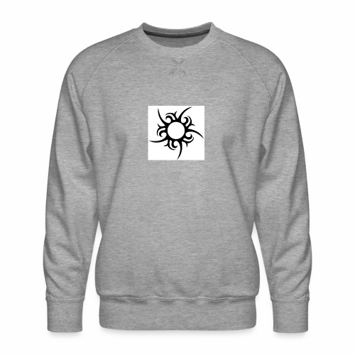 tribal sun - Men's Premium Sweatshirt