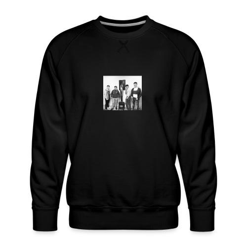 Men of Money - Men's Premium Sweatshirt