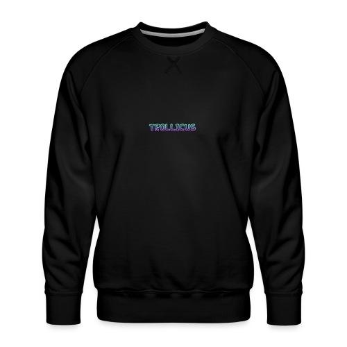 cooltext280774947273285 - Men's Premium Sweatshirt