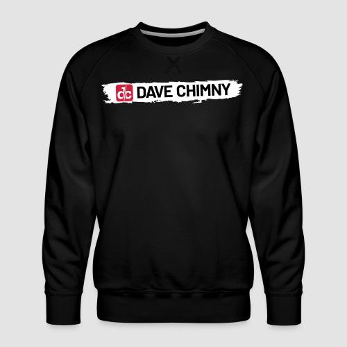 Logo Splash - Men's Premium Sweatshirt