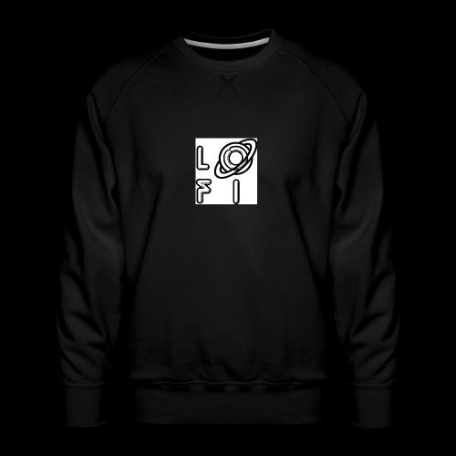 PLANET LOFI - Men's Premium Sweatshirt
