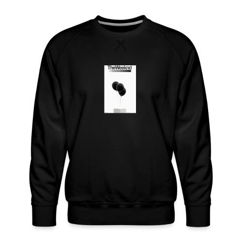 Balloons - Men's Premium Sweatshirt