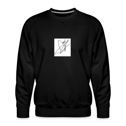Tshirt - Men's Premium Sweatshirt