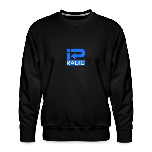logo trans png - Mannen premium sweater