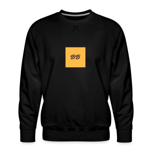 Logo - Herre premium sweatshirt