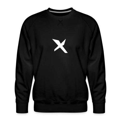 X-v02 - Sudadera premium para hombre