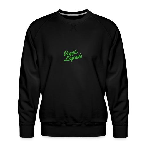 Veggie Legends - Men's Premium Sweatshirt