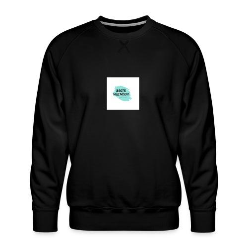beste vriendeSpace - Mannen premium sweater