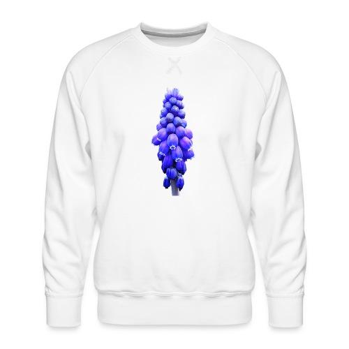 TIAN GREEN Garten - Traubenhyazinthe 2020 01 - Männer Premium Pullover