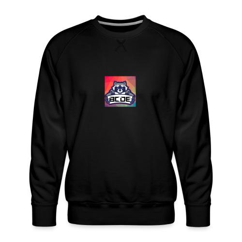 bcde_logo - Männer Premium Pullover