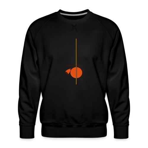 berimbau caxixi - Men's Premium Sweatshirt