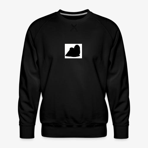 Maltese - Men's Premium Sweatshirt