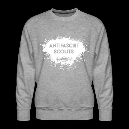 Antifascist Scouts - Men's Premium Sweatshirt