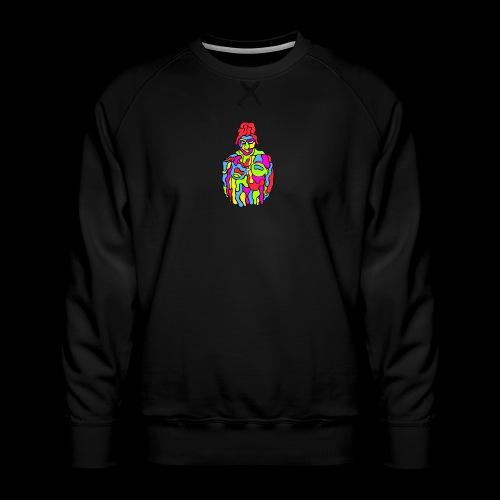 LyngeWear StreetX - Herre premium sweatshirt