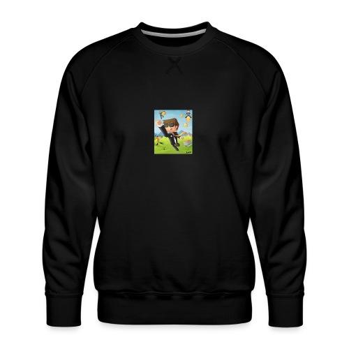 Omgislan - Men's Premium Sweatshirt