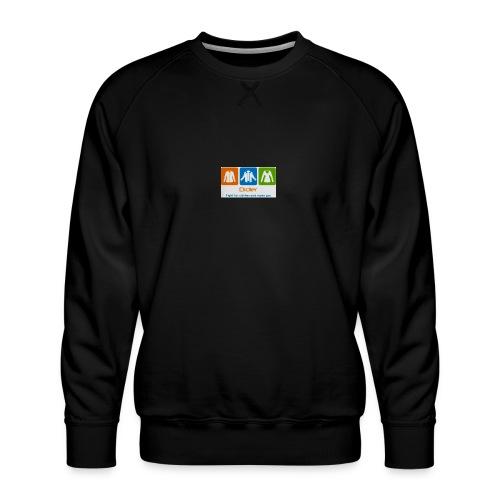 IMG 3596 - Herre premium sweatshirt