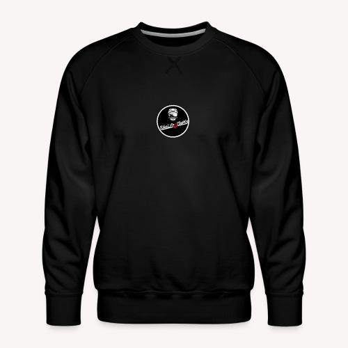 motorcycle Logo 2 - Men's Premium Sweatshirt