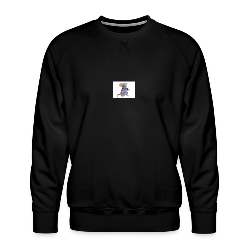 rotte - Herre premium sweatshirt