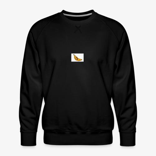 Bananana splidt - Herre premium sweatshirt