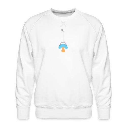Schnuller - Männer Premium Pullover